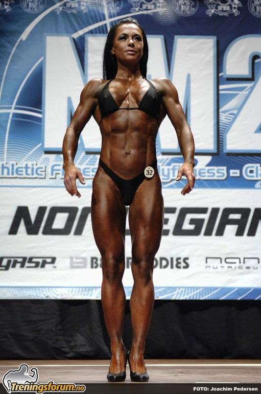 33c7038c NM i Bodybuilding og Fitness 2011