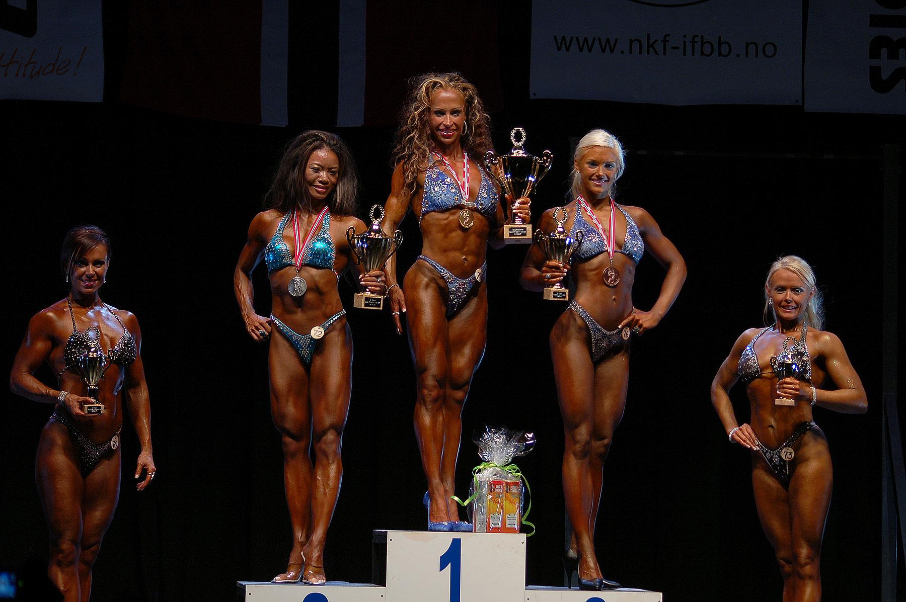 e32bba89 2.725 bilder og resultater fra NM i Kroppsbygging og Fitness 2007