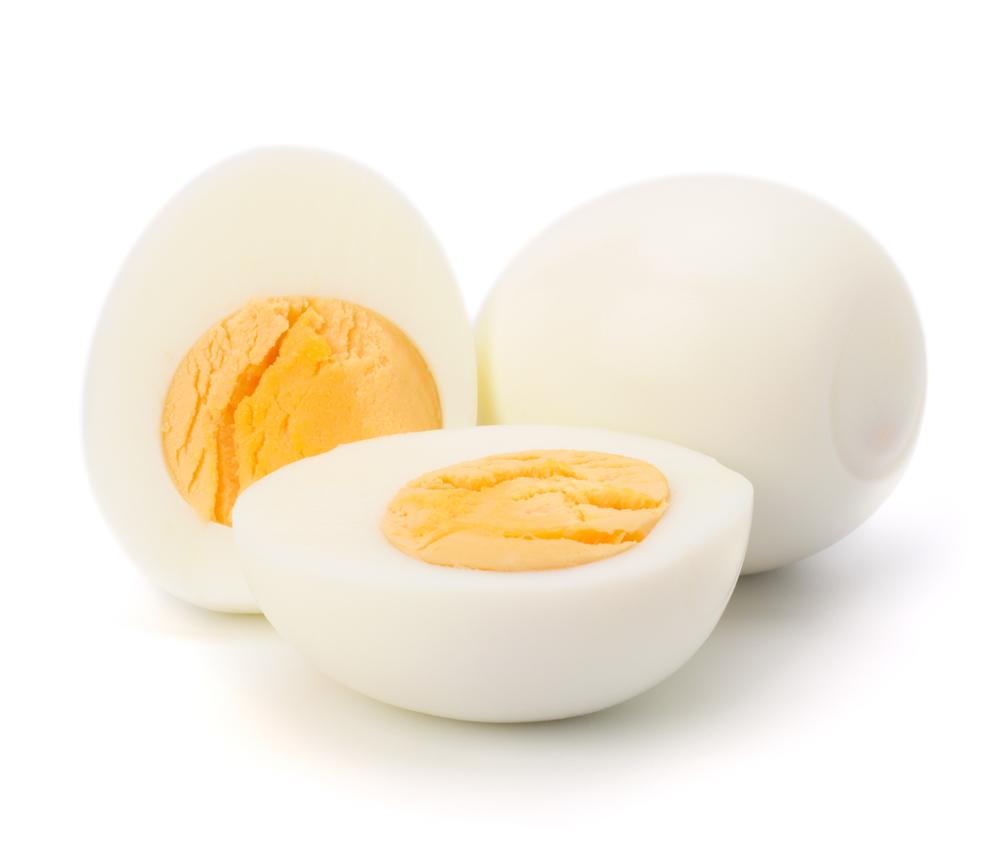 hard kokte egg