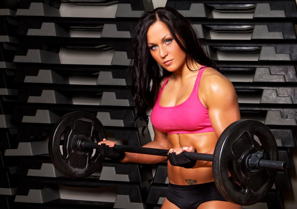 muskler i kroppen navn kvinner og menn